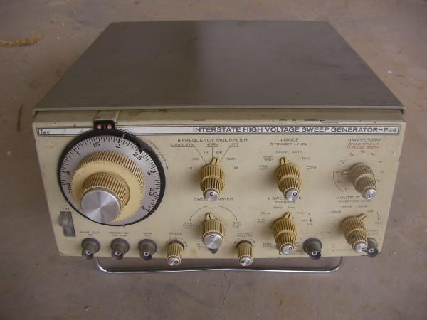 escort 320 oscilloscope