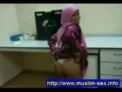Spy arab girl bathroom shower