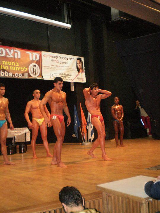 מר צפון 2010 איגוד NABBA, פיתוח גוף, שרירים וכושר, סטרואידים אנבולים, מר צפון ומר ישראל 2010