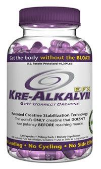 Kre-Alkalyn פטנטים מחזיק המותג המקורי - מרובה משתתפים משלוח בפטנט טכנולוגיה pHCD!