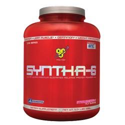 סינטה-6, היא אחתאבקות החלבון המתקדמות בעולם, מכילה תשלובת חלבונים מ 6 מקורות חלבון שונים המיועדים להעשרה הורמונלית בתאי השריר