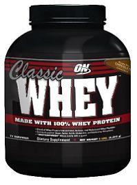 "Classic Whey קלאסיק חלבון מי גבינה 2.3 ק""ג"