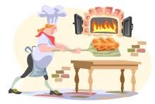 שפית אופה עוגה- קורס קונדיטוריה