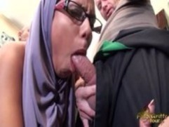 Mia Khalifa and a arabian guy she is in love with are often having casual sex adventure
