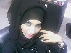 فلم لمحجبة جزائرية بتنتاك مع حبيبها في بيتها