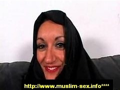 a mature Hijab BBW from Algeria