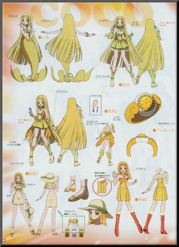 Trajes y accesorios de pichi pichi
