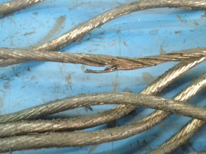 MRE WIRE ROPE ENGINEERING, Failure Analysis