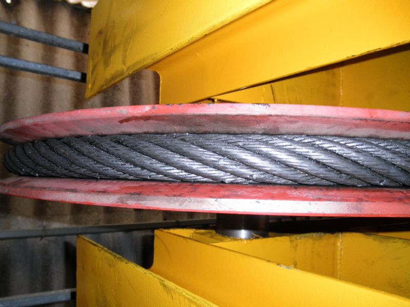 MRE WIRE ROPE ENGINEERING, Fatigue testing