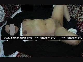 شرموطة سمراء مصرية تاكل زبي في طيزها الكبير