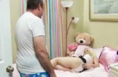 Hija sodomizada analmente por su padre