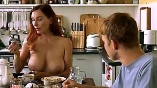 Viendo a Busty Mom: la actriz alemana Andrea Sawatzki