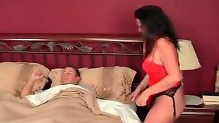 Morning Sex with Not Mom