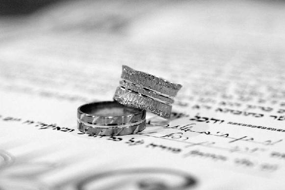 שימור טבעות נישואין