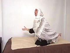 sexy muslim nude body