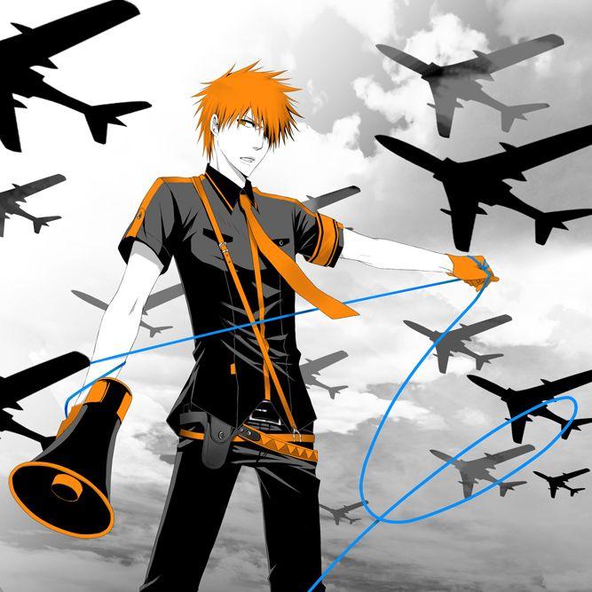 -bleach ..'kuroshitsuji..d.gray Man-anime Zone +manga